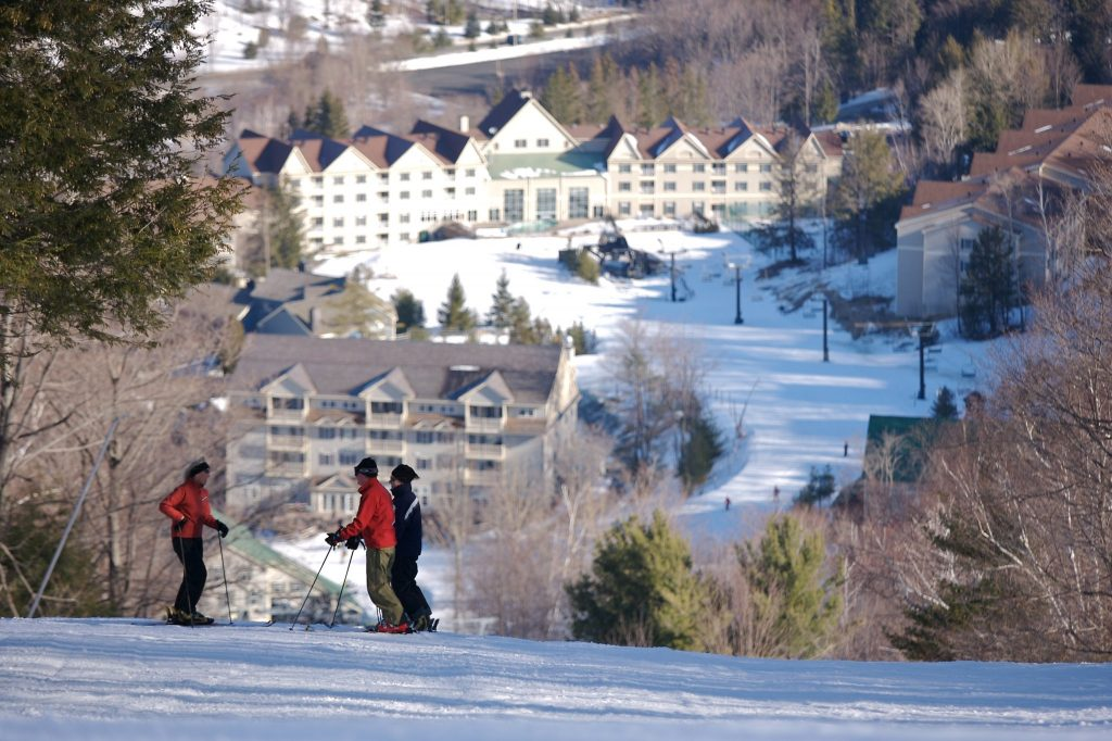 Jiminy Peak - skiing and ski resorts near NYC