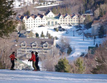Jiminy Peak - skiing and ski resorts near NYC