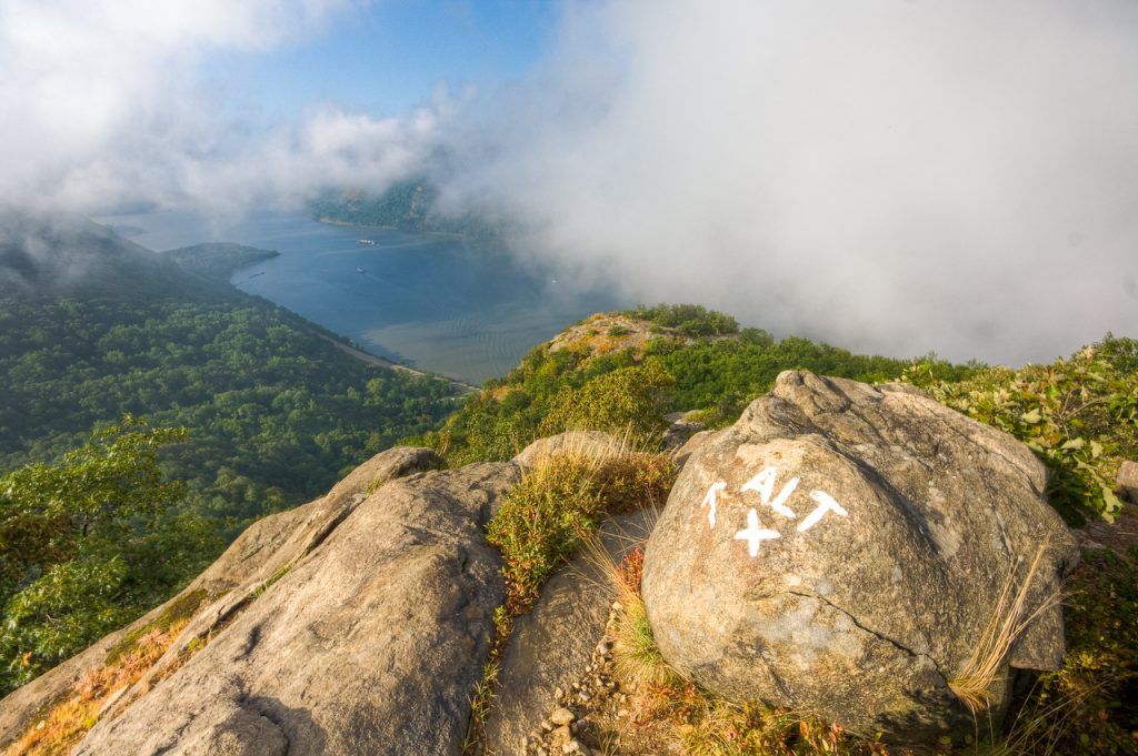 Breakneck Ridge - Best hikes near NYC