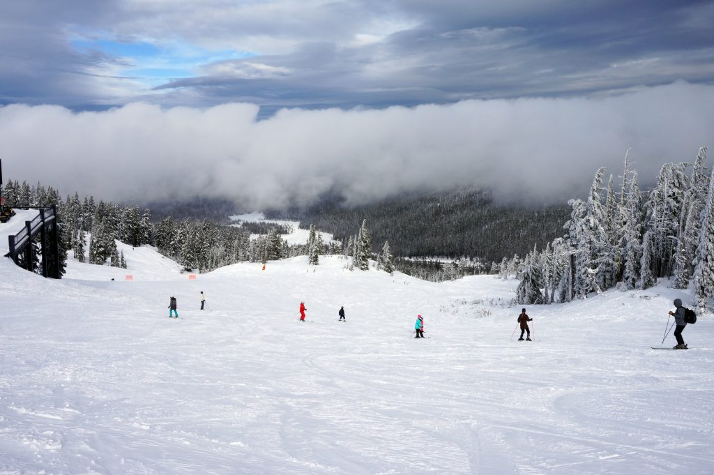 Mount Bachelor - Snowboarding & Skiing Near Portland OR