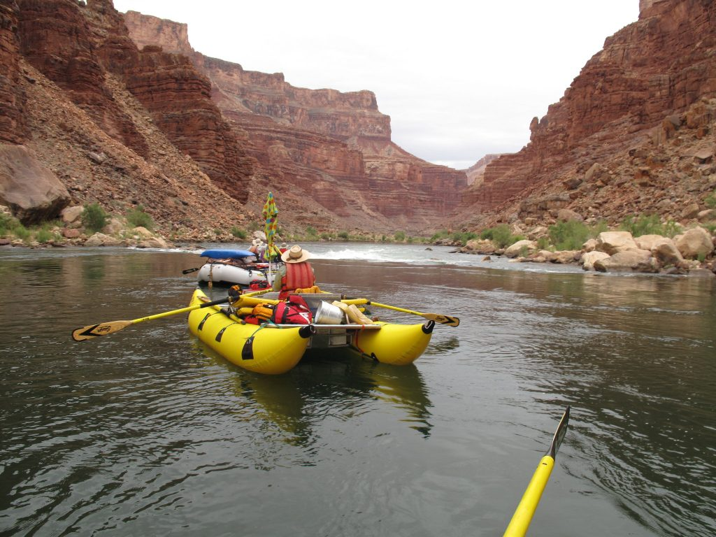 Explore the red rocks of the Grand Canyon by boat- it will be an unforgettable experience!