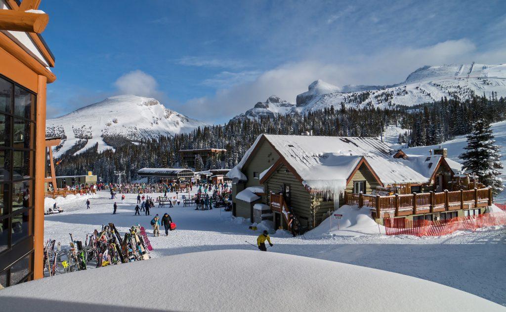 Sunshine Village - Ski Resorts Near Calgary