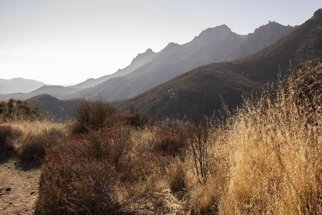 Sandstone Peak - Hiking Near Los Angeles