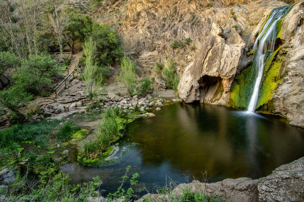 Paradise Falls - Best Hikes Near LA