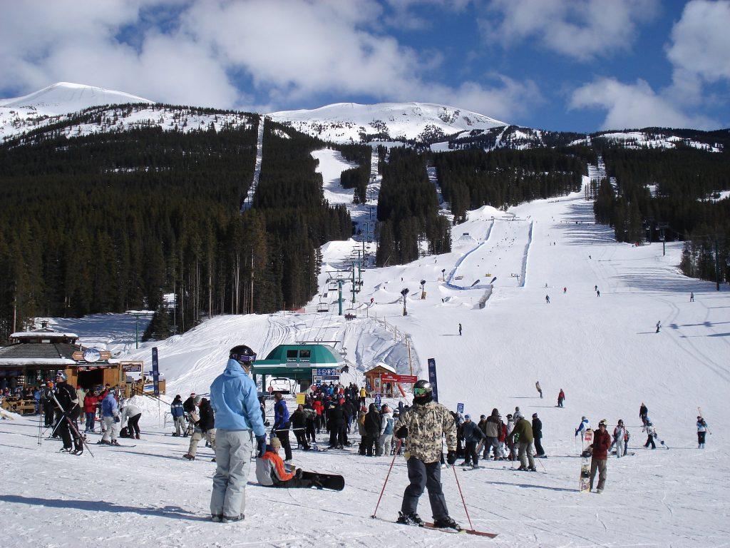 Lake Louise - Skiing Near Calgary
