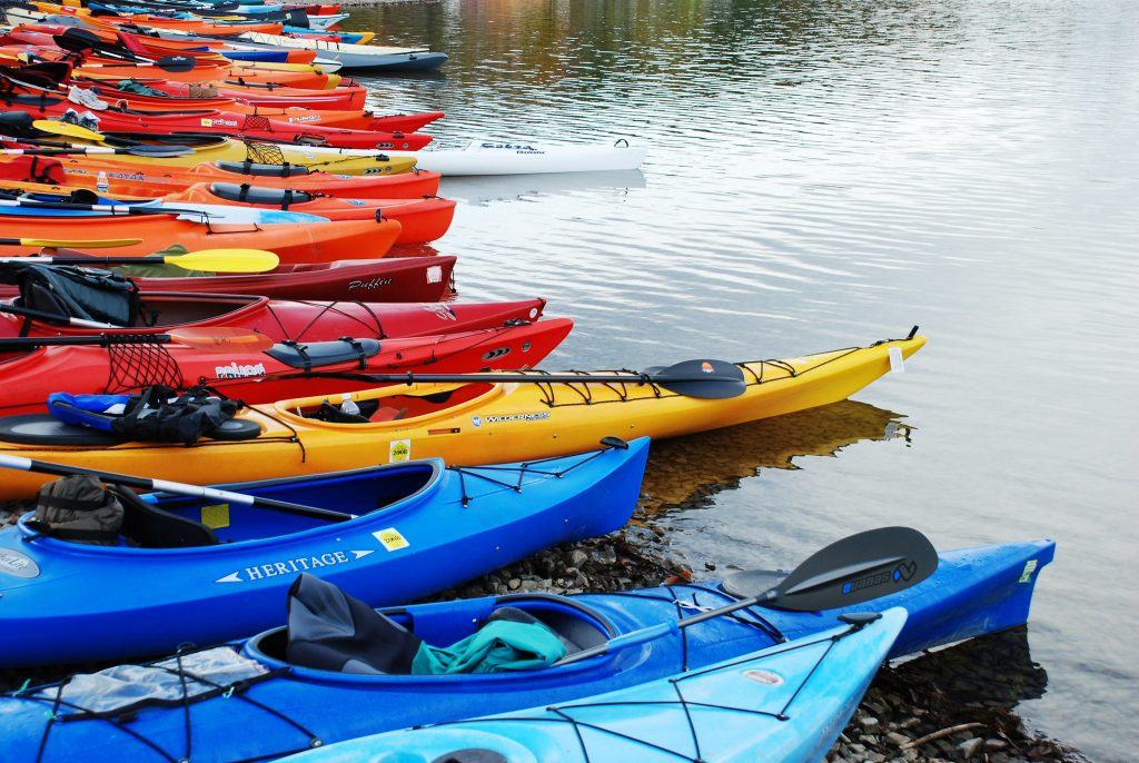 Kayaking in Philadelphia is an amazing way to explore the city's natural beauty and get outdoors!