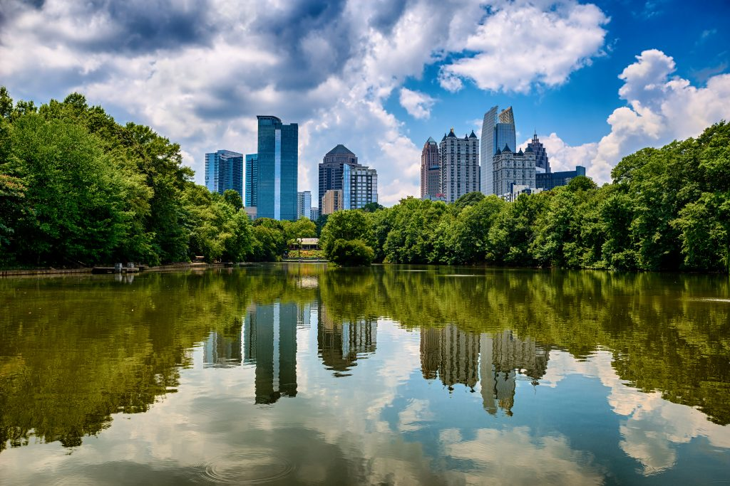 Waterfront image of Atlanta