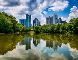Waterfront image of Atlanta