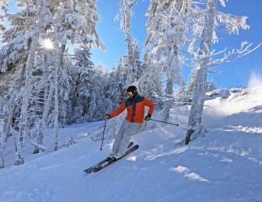 bretton woods ski resort in new hampshire