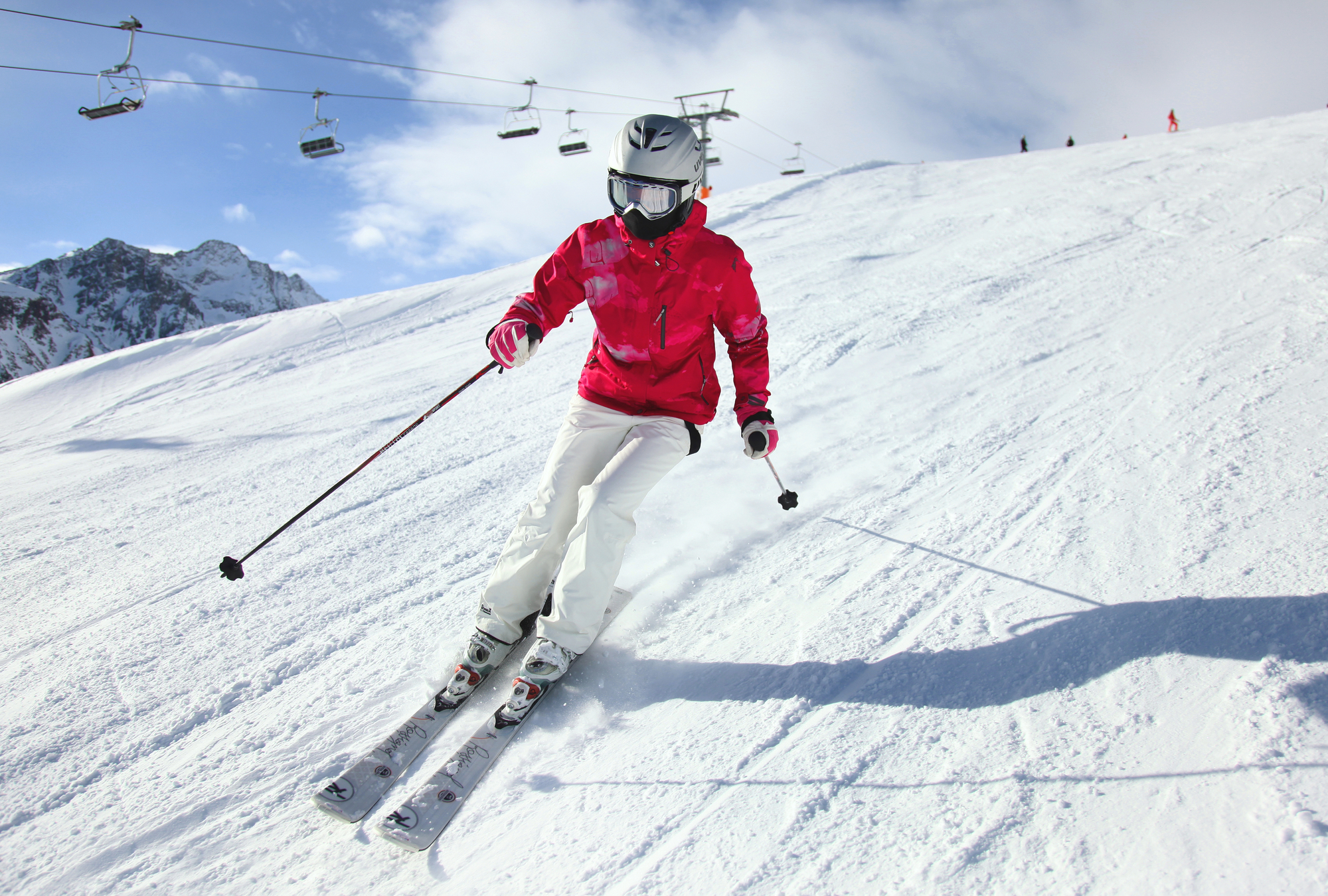 5Winter Gloves Waterproof Thermal Warm Ski Snow Snowboard Climbing Men BS